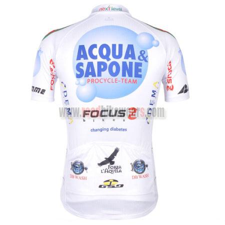2012 Team ACQUA SAPONE FOCUS Cycle Apparel Biking Jersey Top Shirt ... ce08548c5