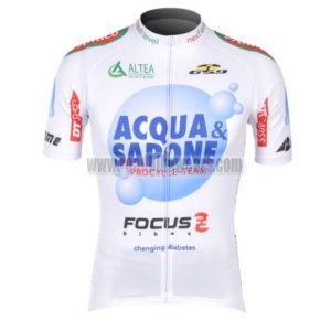 2012 Team ACQUA SAPONE FOCUS Cycle Apparel Biking Jersey Top Shirt Maillot  Cycliste  ab7836bbe