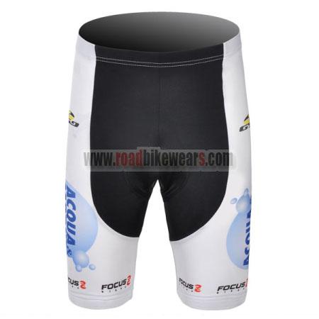 2012 Team ACQUA SAPONE FOCUS Cycle Apparel Biking Padded Shorts ... 0d2ea2161