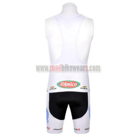 2012 Team ACQUA SAPONE FOCUS Cycle Apparel Biking Padded Bib Shorts ... 2050b857c