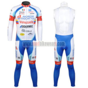 2012 Team ANDRONI Pro Cycling Long Bib Kit