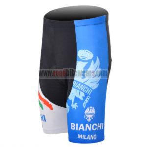 2012 Team BIANCHI Biking Shorts Blue White