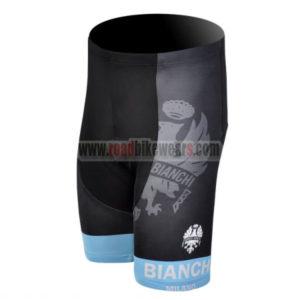 2012 Team BIANCHI Cycle Shorts Black Blue