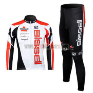 2012 Team BISSELL Cycling Long Kit