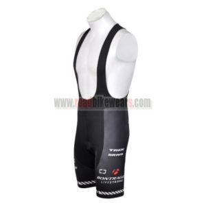 2012 Team BONTRAGER Cycle Bib Shorts Black