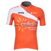 2012 Team COFIDIS Cycling Jersey Shirt ropa de ciclismo