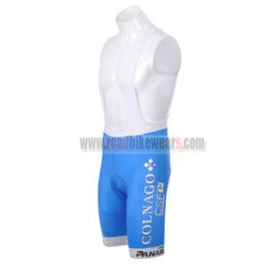 2012 Team COLNAGO Cycle Bib Shorts Blue