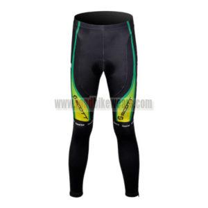 4a93d2f820a5 2012 Team GreenEDGE Cycling Long Pants Green Black ...