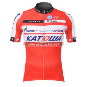2018 Team Alpecin KATUSHA Cycle Clothing Biking Jersey Top Shirt ... 16193f7af