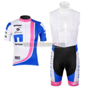 2012 Team NetApp Cycling Bib Kit