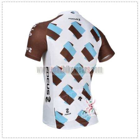 2014 Team AG2R LA MONDIALE FOCUS Bicycle Wear Riding Jersey Top ... 9df6ee093