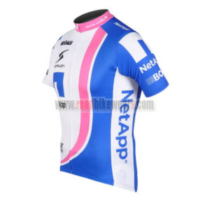 2012 Team NetApp Cycle Jersey Shirt maillot cycliste