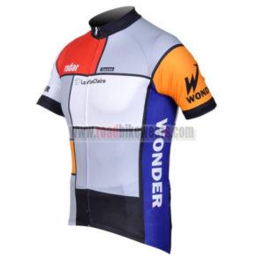 2012 Team Radar La VieClaire Cycle Jersey Shirt maillot cycliste