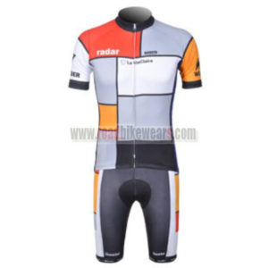 2012 Team Radar La VieClaire Cycling Kit