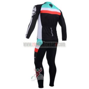 2013 Team BIANCHI Biking Kit Long Sleeve
