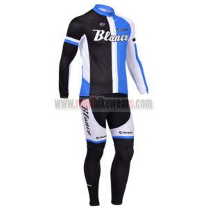 b5e2e68f9 2013 Team BLANCO Pro Cycling Long Kit ...
