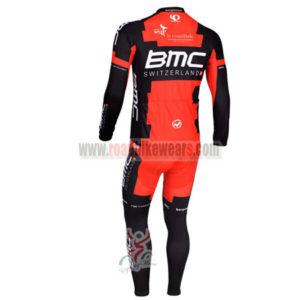 2013 Team BMC Pro Biking Long Kit