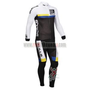 2013 Team BULLS Cycling Long Sleeve Kit