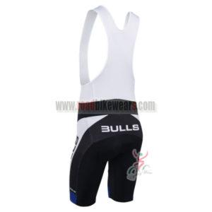 2013 Team BULLS Riding Bib Shorts