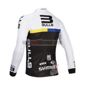 2013 Team BULLS Riding Long Sleeve Jersey