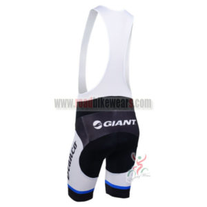 2013 Team Blanco Pro Riding Bib Shorts