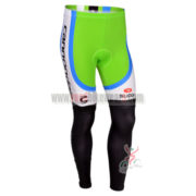 2013 Team CANNONDALE Pro Cycling Long Pants Green
