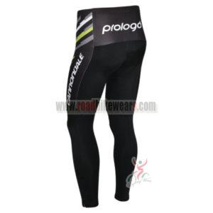 2013 Team Cannondale Biking Long Pants Black
