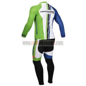 2013 Team Cannondale Road Bike Long Kit White Blue
