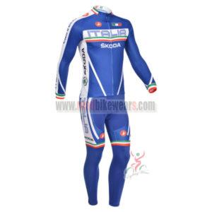 2013 Team Castelli ITALIA Pro Cycle Kit