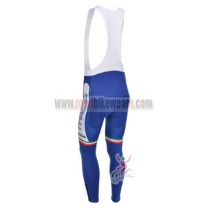 2013 Team Castelli ITALIA Pro Cycle Long Bib Pants
