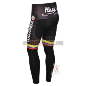 2013 Team Colombia Pro Bike Long Pants