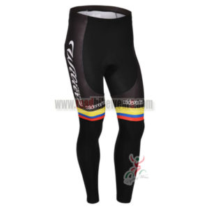 2013 Team Colombia Pro Cycling Long Pants