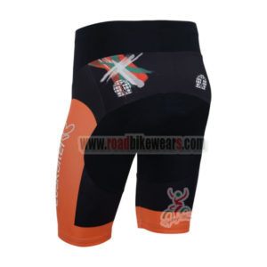 2013 Team EUSKALTEL Cycle Shorts