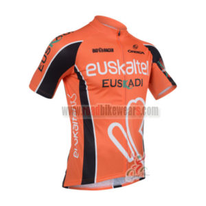 2013 Team EUSKALTEL Cycling Short Jersey