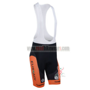 2013 Team EUSKALTEL Riding Bib Shorts