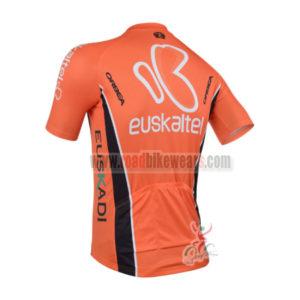 2013 Team EUSKALTEL Riding Jersey