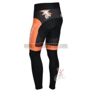 2013 Team Euskaltel EUSKADI Cycling Long Pants