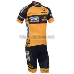 2013 Team MTN Cycling Kit