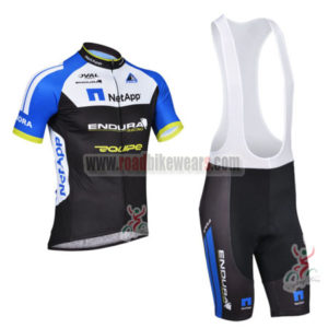 2013 Team NetApp Pro Cycling Bib Kit