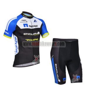 2013 Team NetApp Pro Cycling Kit