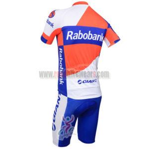 2013 Team RABOBANK Bike Kit