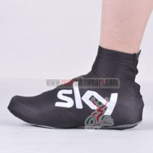 2013 Team SKY Pro Cycling Shoes Covers