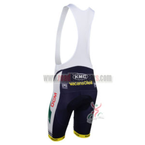 2013 Team Vacansoleil Cycle Bib Shorts