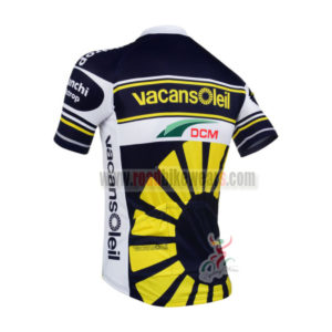 2013 Team Vacansoleil Cycle Jersey