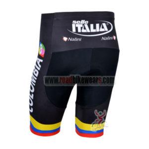 2013 Team colombia Pro Bike Shorts