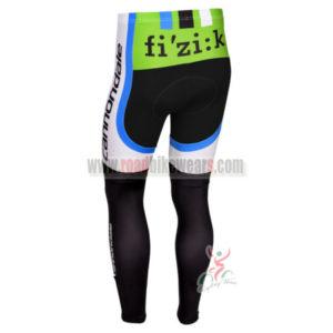 2013 Team Cannondale Bicycle Long Pants Black
