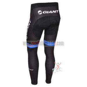 2013 Team GIANT Pro Bike Pants Black Blue