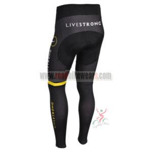 2013 Team LIVESTRONG Pro Biking Long Pants