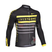 2013 Team LIVESTRONG Pro Cycling Long Jersey