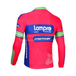 2013 Team Lampre Merida Pro Bike Jersey